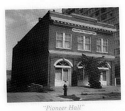 photo of Pioneer Hall